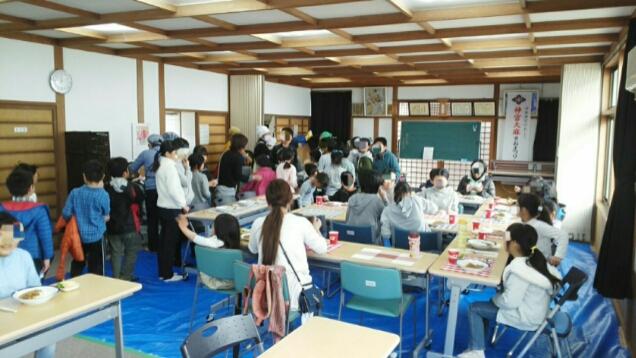 竜南ひまわり子ども食堂 新しいボランティア参加
