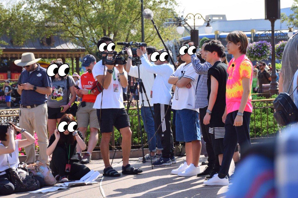 【画像】Hey!Say!JUMP有岡大貴と八乙女光にフロリダのディズニーランドで遭遇したったwwww