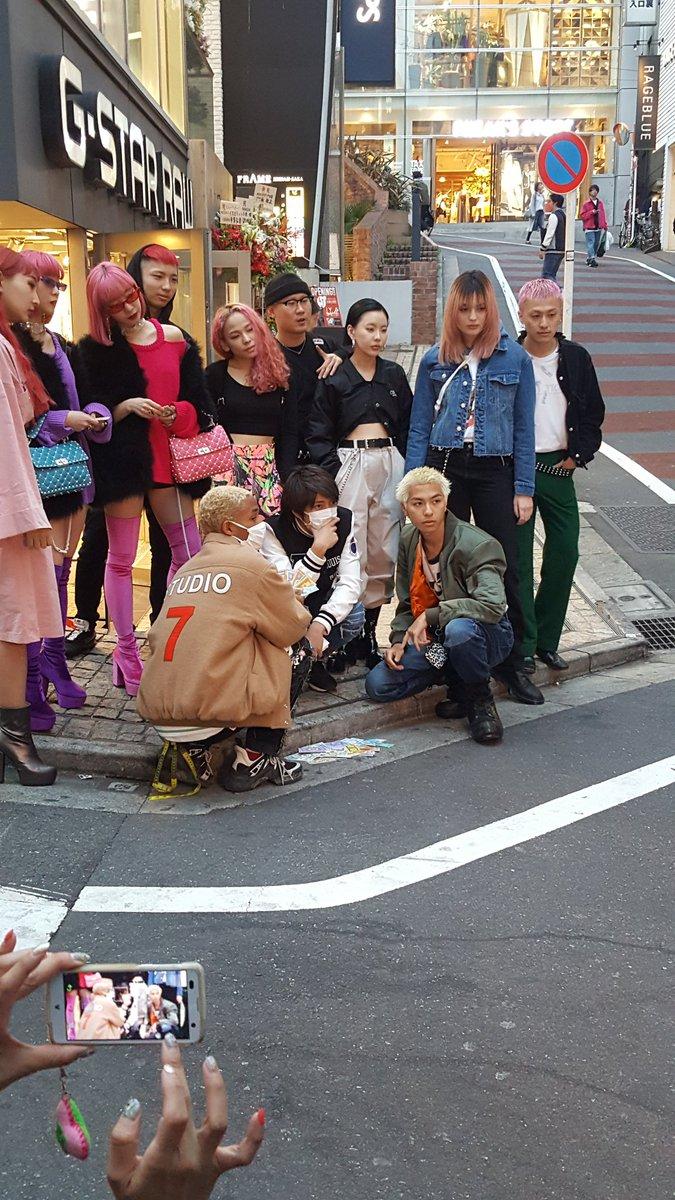 【画像】山P(山下智久)とジェイデン・スミスに渋谷で遭遇したったwwwwww
