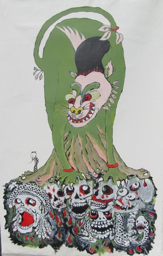壬申の妖怪樹