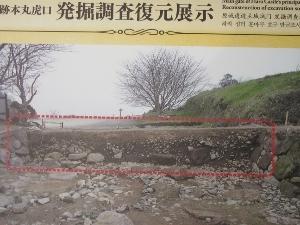 発掘調査復元展示