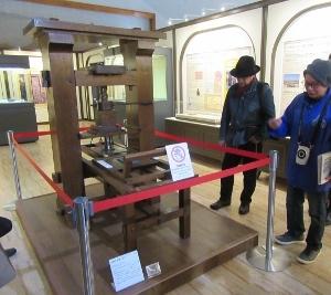 日本初のプレス機