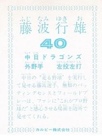 78年藤波b