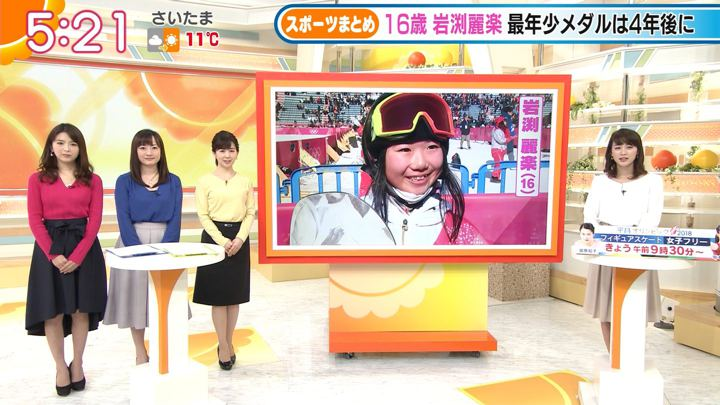 2018年02月23日新井恵理那の画像06枚目