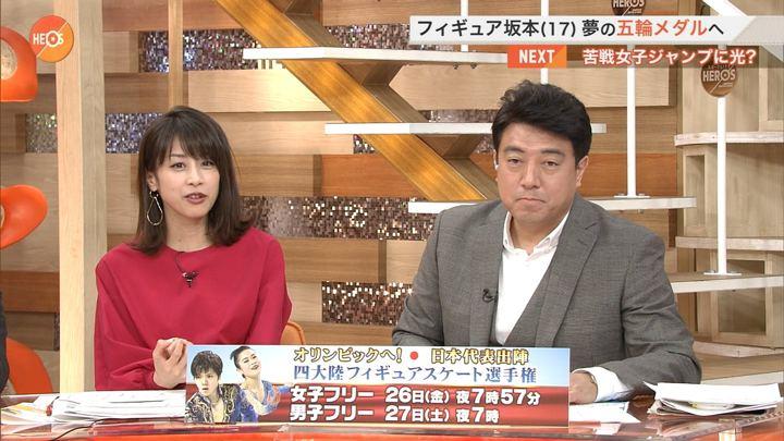 2018年01月21日加藤綾子の画像14枚目