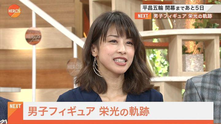 2018年02月04日加藤綾子の画像07枚目