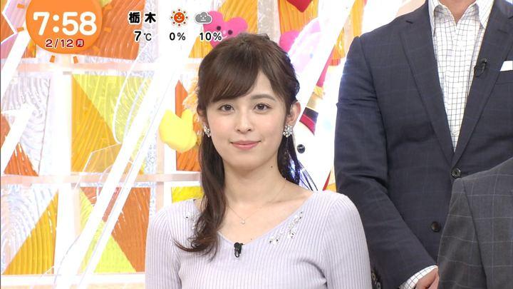 2018年02月12日久慈暁子の画像14枚目