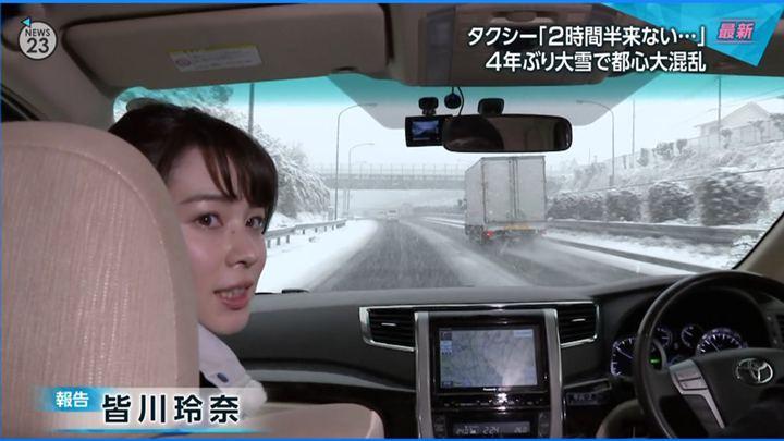 2018年01月22日皆川玲奈の画像01枚目