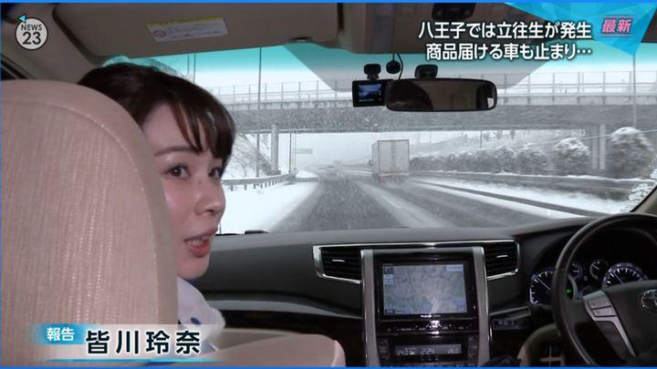 2018年01月22日皆川玲奈の画像02枚目