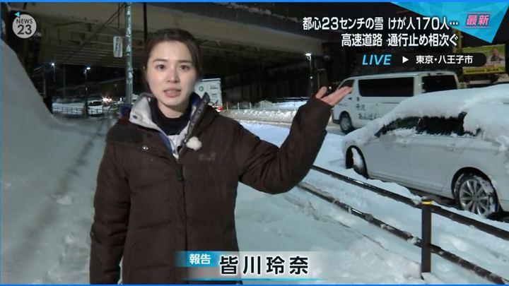 2018年01月22日皆川玲奈の画像05枚目