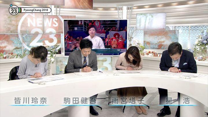 2018年02月14日皆川玲奈の画像02枚目