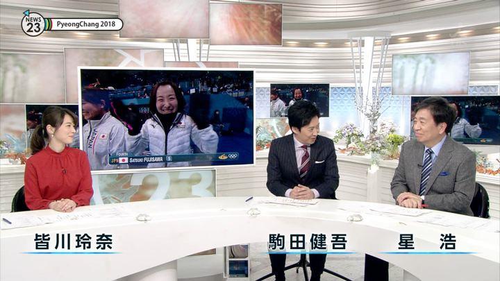 2018年02月23日皆川玲奈の画像02枚目