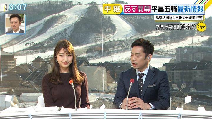 2018年02月08日三田友梨佳の画像21枚目