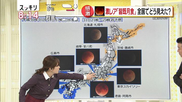 2018年02月01日水卜麻美の画像10枚目