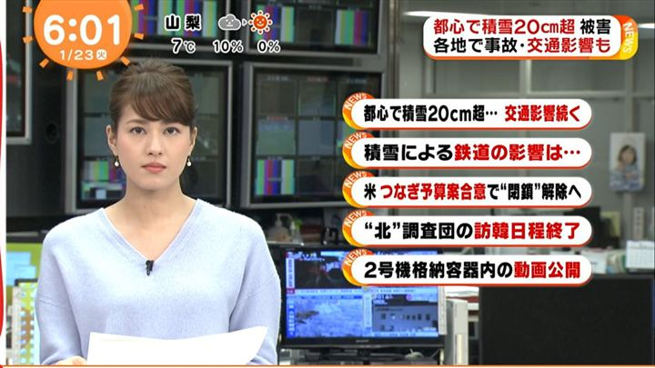 2018年01月23日永島優美の画像07枚目