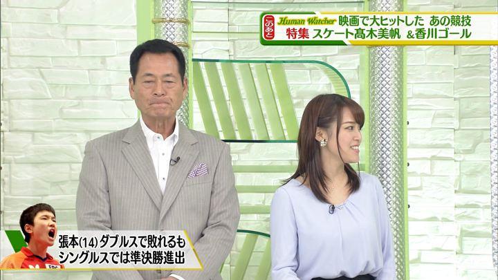 2018年01月20日鷲見玲奈の画像13枚目