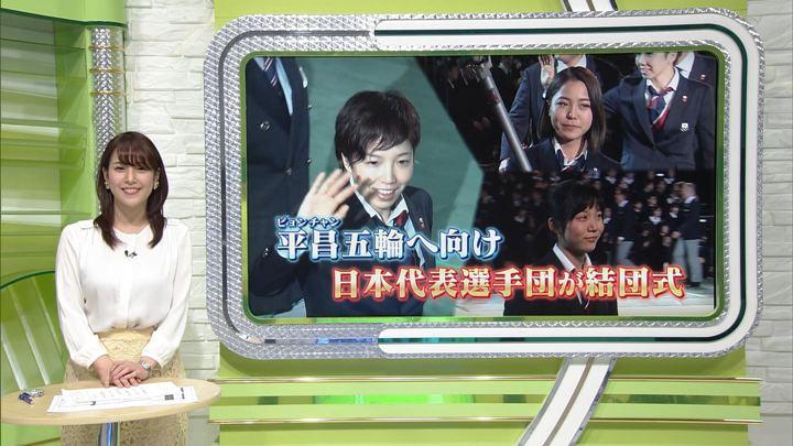 2018年01月24日鷲見玲奈の画像19枚目