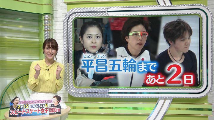 2018年02月07日鷲見玲奈の画像24枚目
