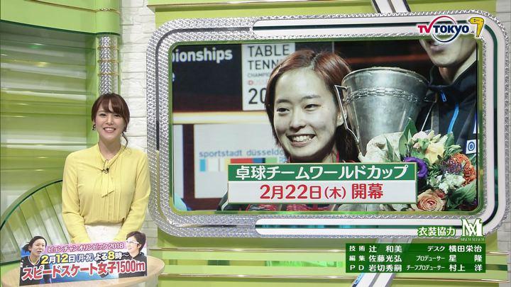 2018年02月07日鷲見玲奈の画像27枚目
