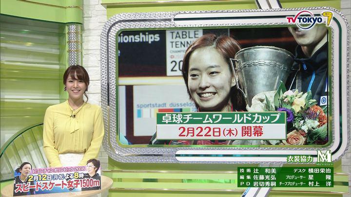 2018年02月07日鷲見玲奈の画像28枚目