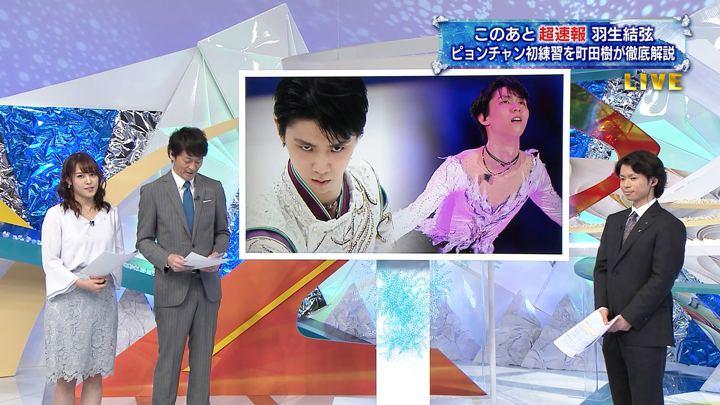 2018年02月12日鷲見玲奈の画像03枚目