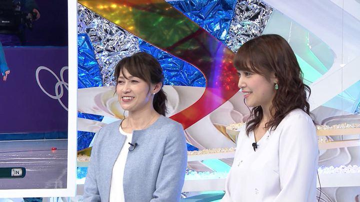 2018年02月12日鷲見玲奈の画像18枚目