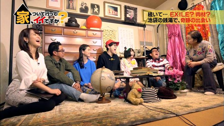 2018年02月21日鷲見玲奈の画像09枚目