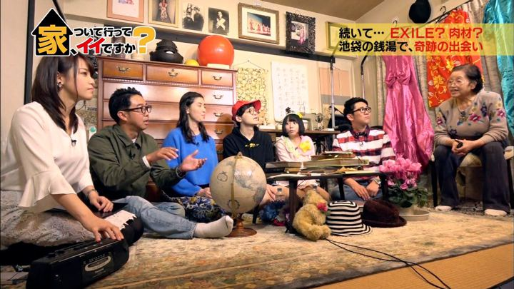 2018年02月21日鷲見玲奈の画像12枚目