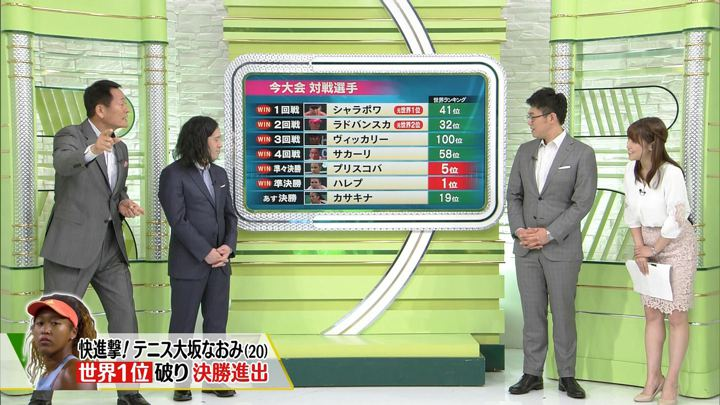 2018年03月17日鷲見玲奈の画像06枚目