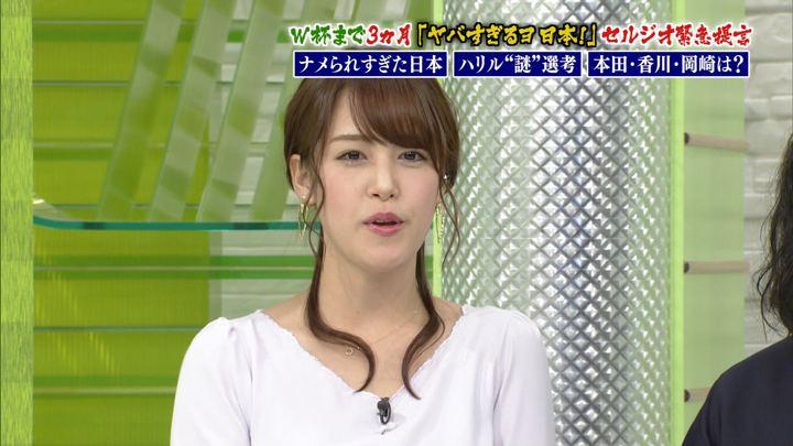 2018年03月18日鷲見玲奈の画像12枚目