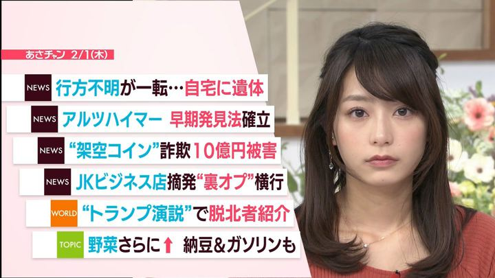 2018年02月01日宇垣美里の画像23枚目