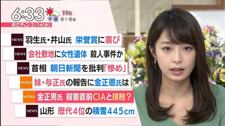 2018年02月14日宇垣美里の画像07枚目