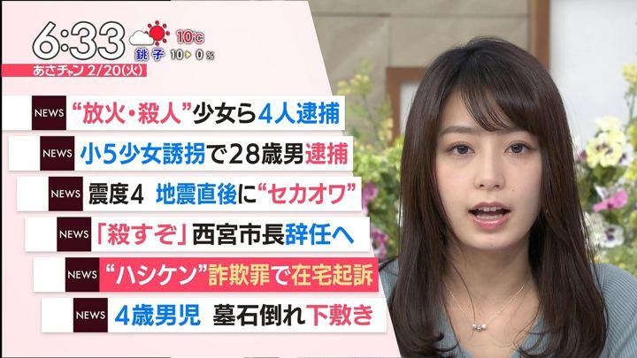2018年02月20日宇垣美里の画像12枚目