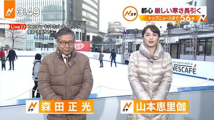 2018年01月23日山本恵里伽の画像01枚目