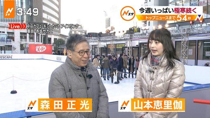 2018年01月25日山本恵里伽の画像02枚目