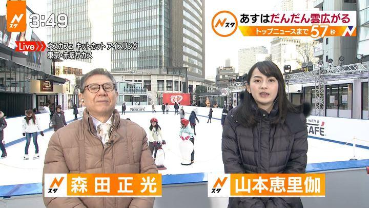 2018年01月29日山本恵里伽の画像01枚目