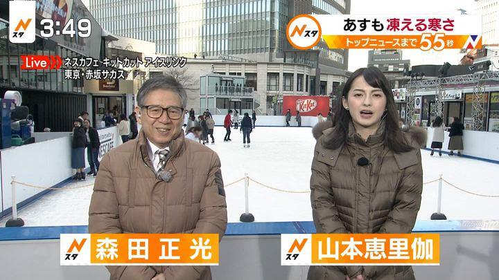2018年02月06日山本恵里伽の画像01枚目