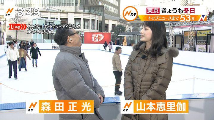 2018年02月13日山本恵里伽の画像02枚目