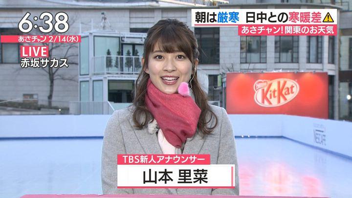 2018年02月14日山本里菜の画像11枚目