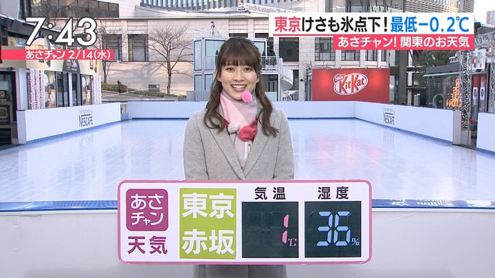 2018年02月14日山本里菜の画像12枚目