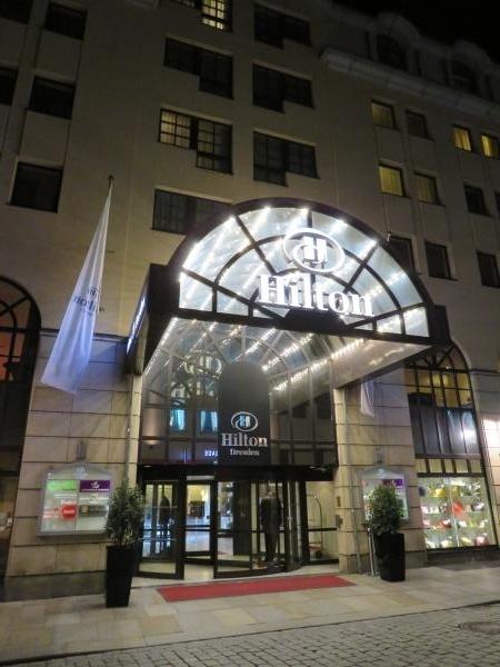 ヒルトンホテル(ドレスデン)1