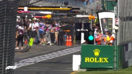 2018年F1第1戦オーストラリアGP、FP2結果