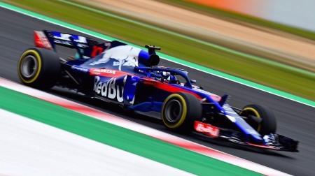 トロロッソ・ホンダが順調@F1バルセロナテスト