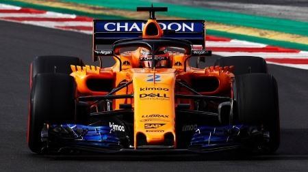 F1テストが順調に進んだトロロッソ・ホンダ