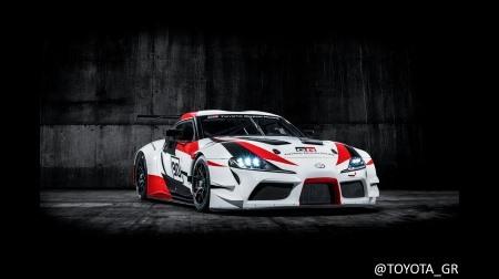 トヨタ「GR Supra Racing Concept」