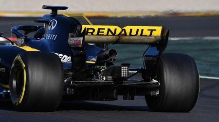 ルノーF1のエキゾーストブローイング復活?