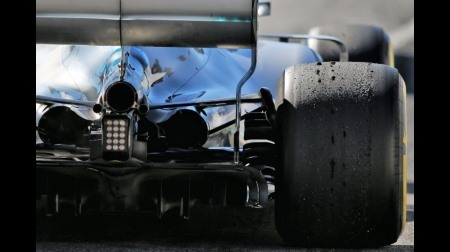2018F1オーストラリアGPの選択タイヤ
