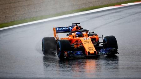 2018F1開幕戦オーストラリアGPは雨の週末に