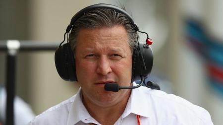 ザク・ブラウン、F1日本GPを欠席