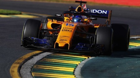 アロンソ、現状に納得か@F1オーストラリアGP予選